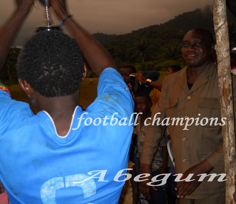 The Boys From Abegum are Champions of 2010 – IMG21
